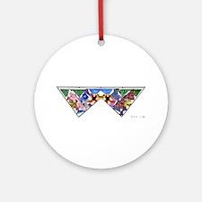 Revolution Kites Ornament (Round)