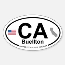 Buellton Decal