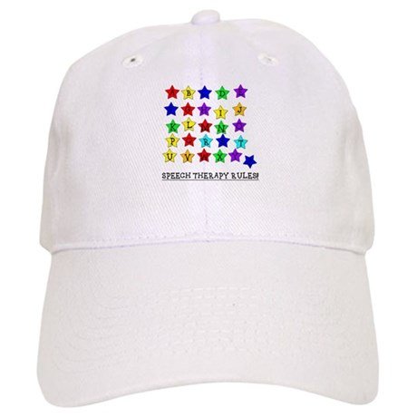 Speech Therapy Rules Cap