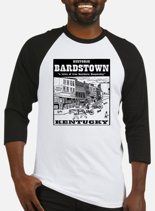 Historic Bardstown Baseball Jersey