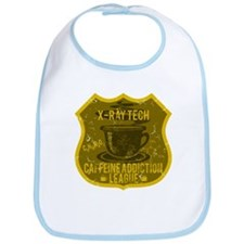 X-Ray Tech Caffeine Addiction Bib