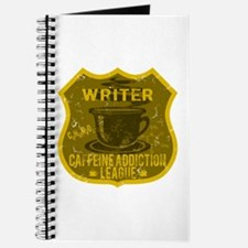 Writer Caffeine Addiction Journal