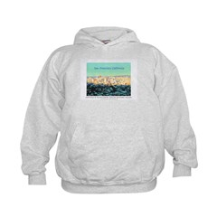 San Francisco Picture Hoodie