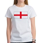 England English St. George Bl Women's T-Shirt