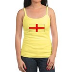England English St. George Bl Jr. Spaghetti Tank