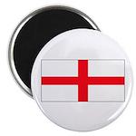England English St. George Bl Magnet