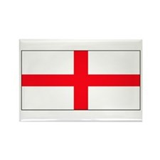 England English St. George Bl Rectangle Magnet (10