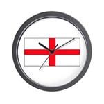 England English St. George Bl Wall Clock