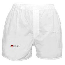 Cute Dollar Boxer Shorts