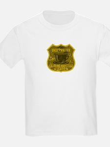 Underwriter Caffeine Addiction T-Shirt