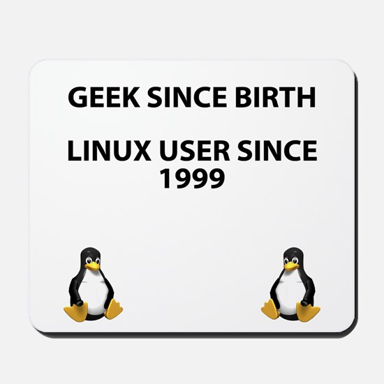 Geek since birth. Linux...1999 Mousepad