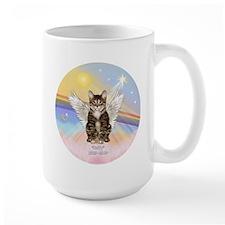 Tabby Cat Buffy Mug