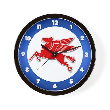Pegasus Retro Wall Clock