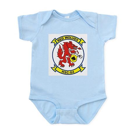 HSC-84 Red Wolves Infant Bodysuit