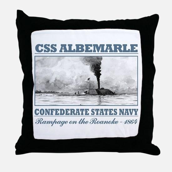 CSS Albemarle Throw Pillow