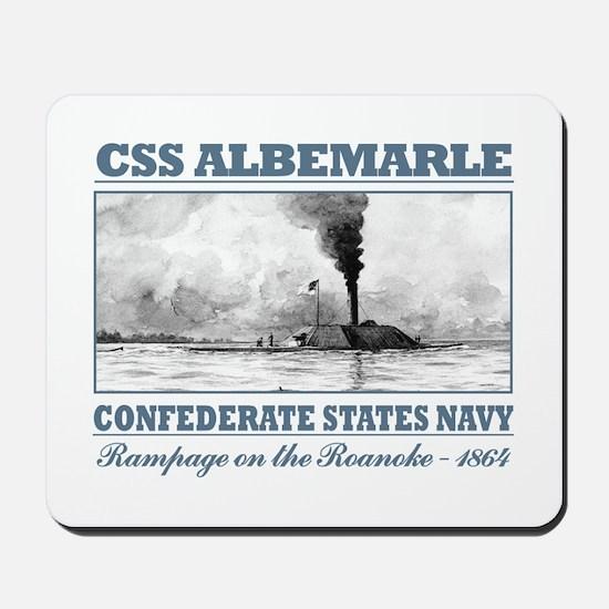 CSS Albemarle Mousepad