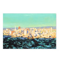 San Francisco Picture Postcards (Package of 8)