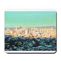 San Francisco Picture Mousepad