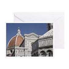 Florence Duomo Greeting Card