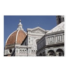 Florence Duomo Postcards (Package of 8)
