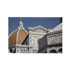 Florence Duomo Rectangle Magnet