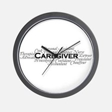 Caregiver Wall Clock
