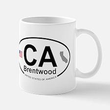 Brentwood Mug