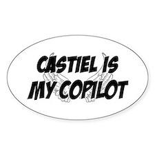 """""""Supernatural"""" Castiel Decal"""