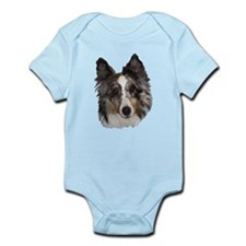 Shetland Sheepdog v2 Infant Bodysuit