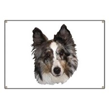 Shetland Sheepdog v2 Banner