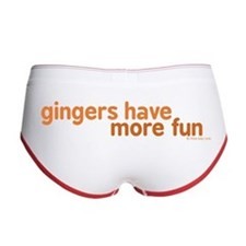 Gingers Have More Fun Women's Boy Brief