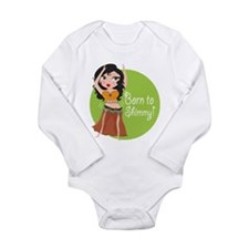 Born to Shimmy! Onesie Romper Suit