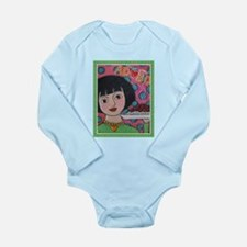 Have Some Adobo Long Sleeve Infant Bodysuit