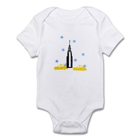 NYC Holiday Infant Bodysuit