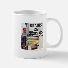 Brains 25 Cents Mug