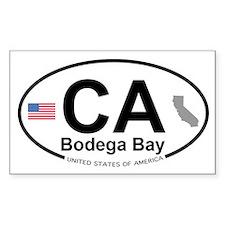 Bodega Bay Decal