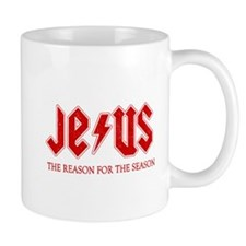 Jesus Reason for the Season Mug