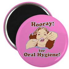 Funny Dental Magnet