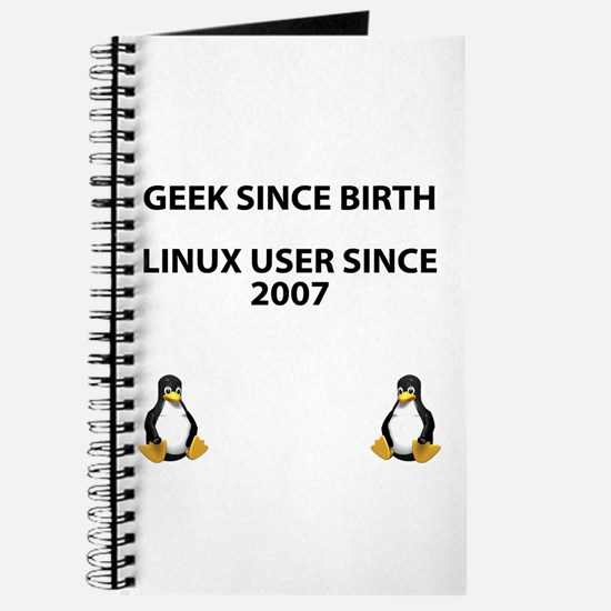 Geek since birth. Linux...2007 Journal
