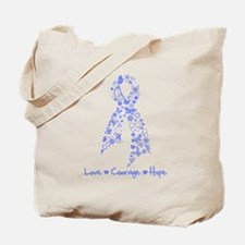 Love Hope Esophageal Cancer Tote Bag