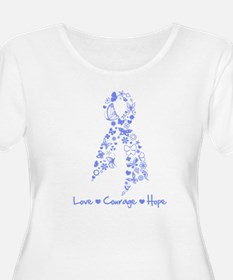 Love Hope Esophageal Cancer T-Shirt