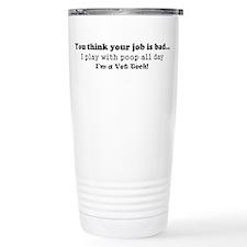 Unique It tech job Travel Mug