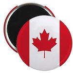 Canadian Flag Magnet