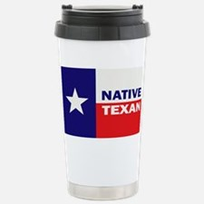 Native Texan Travel Mug