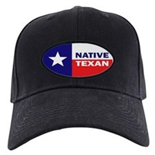Native Texan Baseball Cap