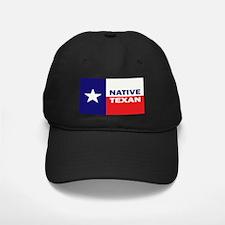 Native Texan Baseball Hat