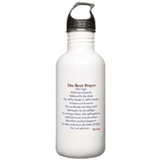 Beer Prayer Water Bottle