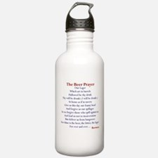 Beer Prayer Water Bottle