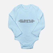 Funny Sixth sense Long Sleeve Infant Bodysuit