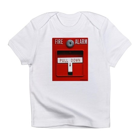FIRE ALARM Infant T-Shirt